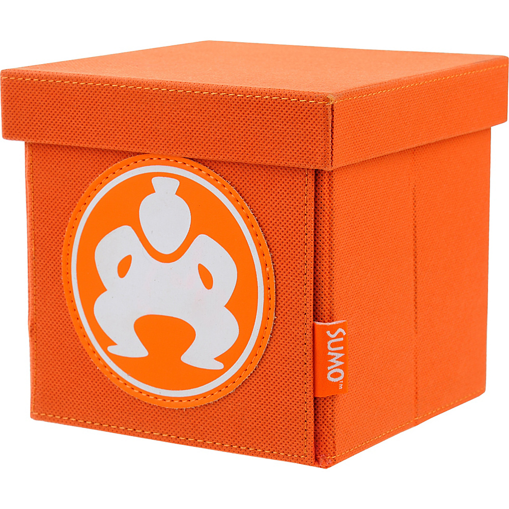 Sumo Sumo Folding Desktop Cube 6 Orange