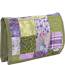 Large Wallet  Grape Patch Grape Patch