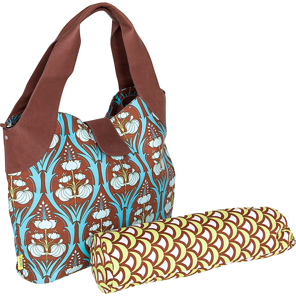 Amy Butler for Kalencom Wildflower Diaper Bag - Passion - Handbags, Diaper Bags & Accessories
