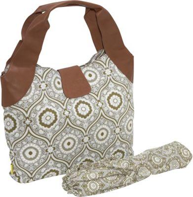 Amy Butler for Kalencom Wildflower Diaper Bag