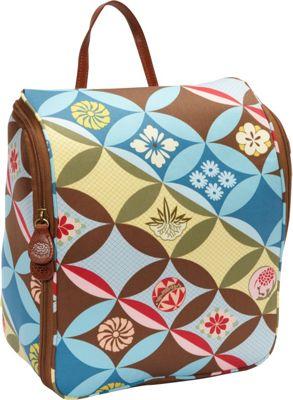 Amy Butler for Kalencom Sweet Traveler Toiletry Kit Kimono - Amy Butler for Kalencom Toiletry Kits