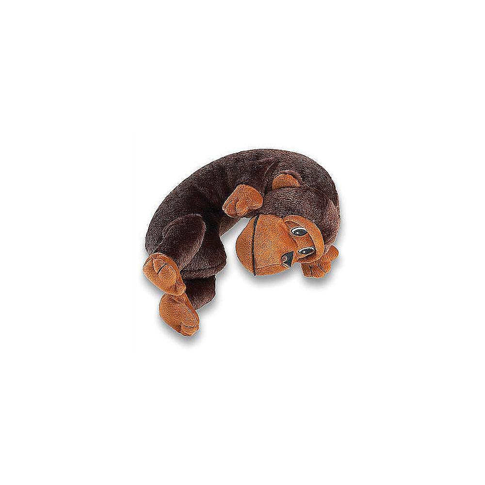 Lewis N. Clark Li'l Lewis Kid's Travel Pillow Gorilla - Lewis N. Clark Travel Pillows & Blankets