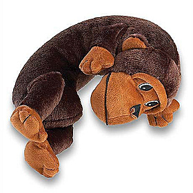Li'l Lewis Kid's Travel Pillow Gorilla