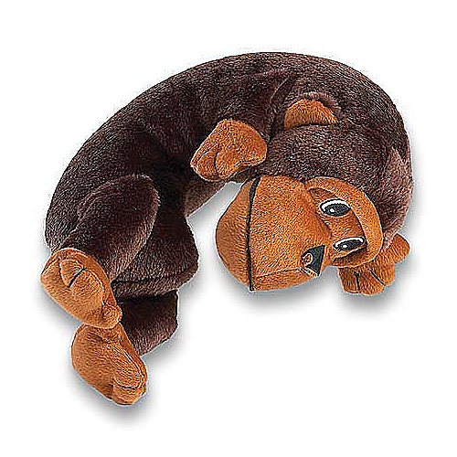 Lewis N. Clark Li'l Lewis Kid's Travel Pillow Gorilla - Lewis N. Clark Travel Comfort and Health