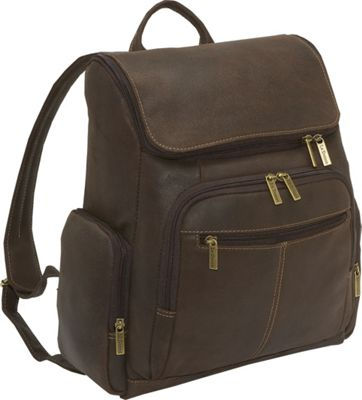 Womens Leather Laptop Backpack  Crazy Backpacks