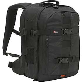 Pro Runner 350 AW Camera Backpack Black