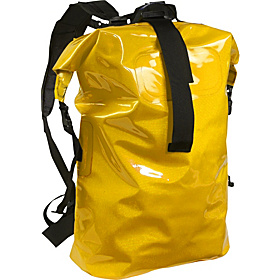 Animas Waterproof Backpack Yellow
