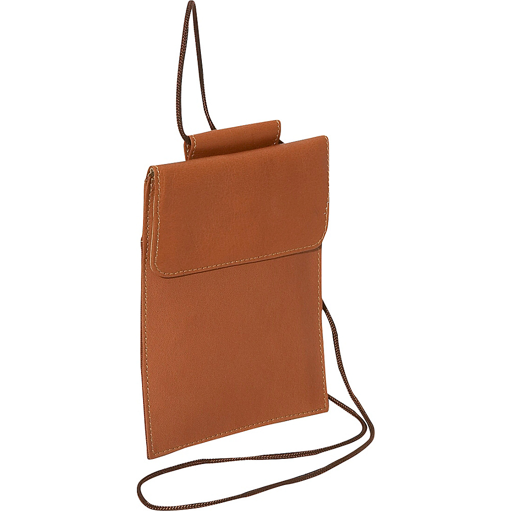 Piel Hanging Passport Holder Saddle Piel Travel Wallets