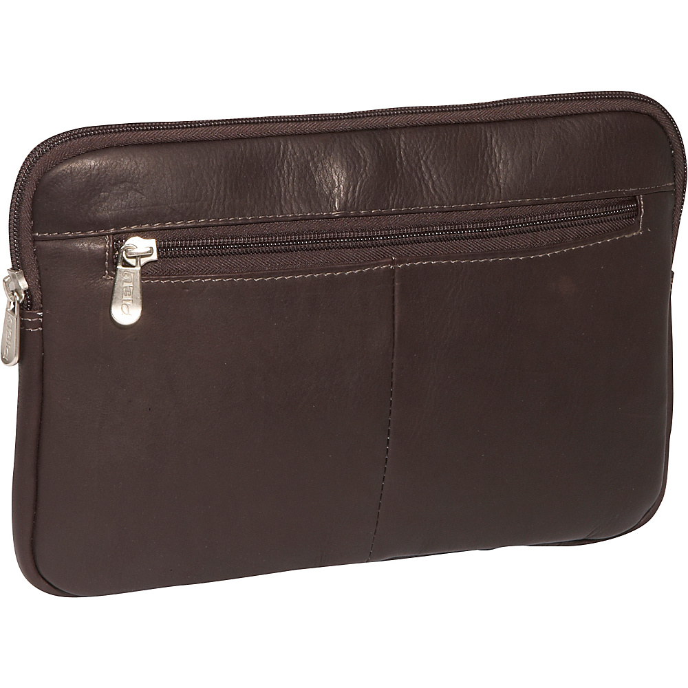 Piel Tablet Sleeve Chocolate Piel Electronic Cases