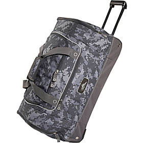 28'' Wheeled Duffel Cool Gray DigiCamo