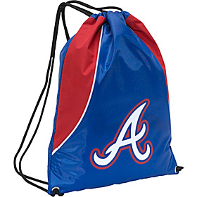 Atlanta Braves String Bag Navy