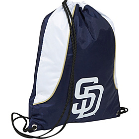 San Diego Padres String Bag Navy