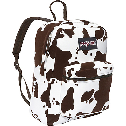 JanSport Super FX Series Brown/White - JanSport School & Day Hiking Backpacks - Backpacks, School & Day Hiking Backpacks