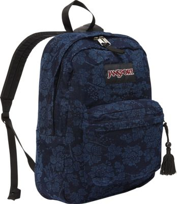 ... Pattern Backpack Blue Plaid - Everest School & Day Hiking Backpacks