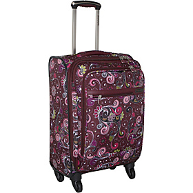 Sausalito Superlite Free Wheelers 20'' Expandable WheelAboard Pomegranate Swirl