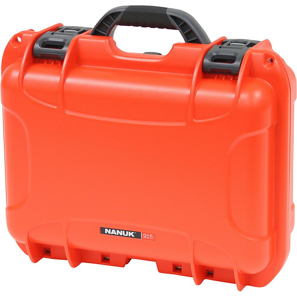 NANUK 915 Case Orange