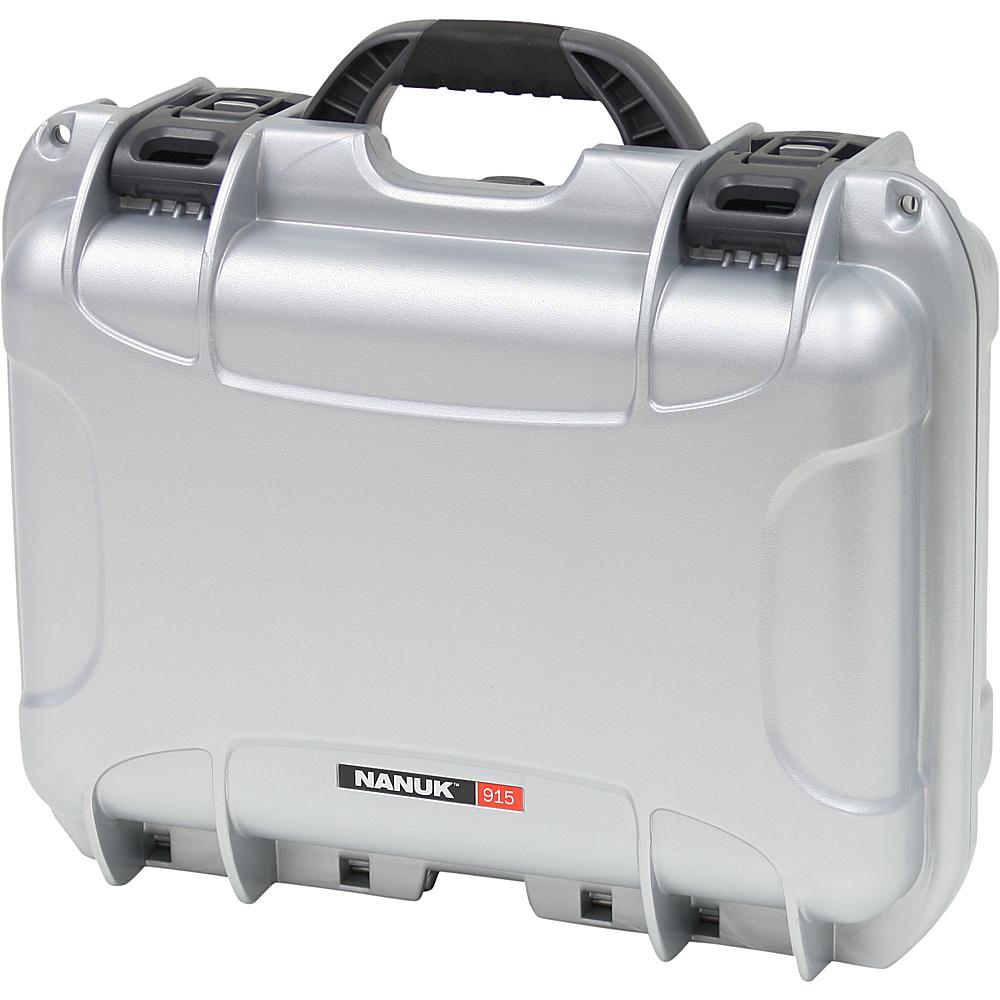 NANUK 915 Case Silver