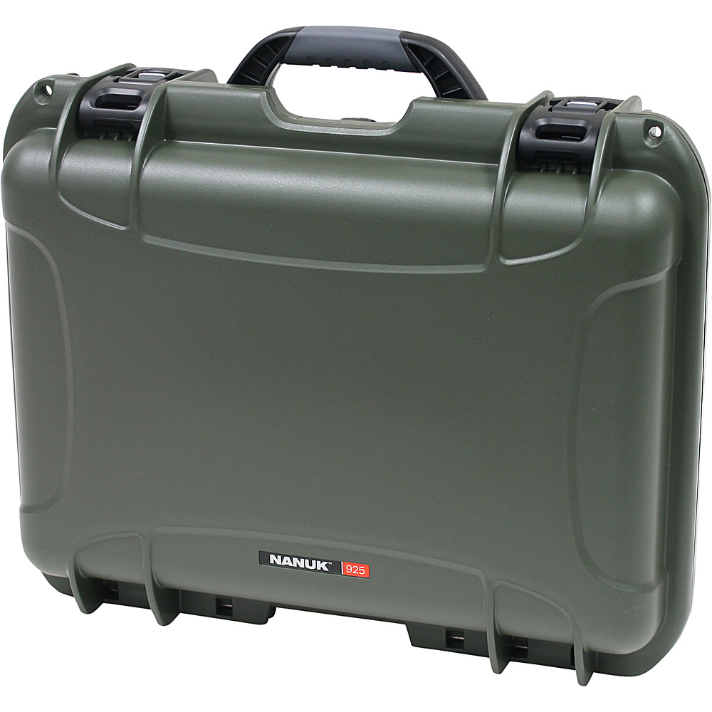 NANUK 925 Case - Olive - Outdoor, Tactical