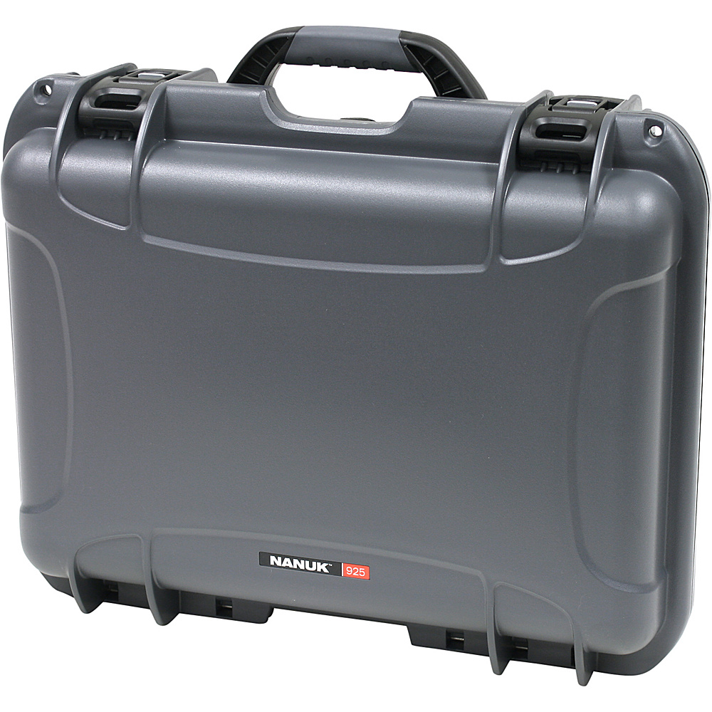 NANUK 925 Case - Graphite - Outdoor, Tactical