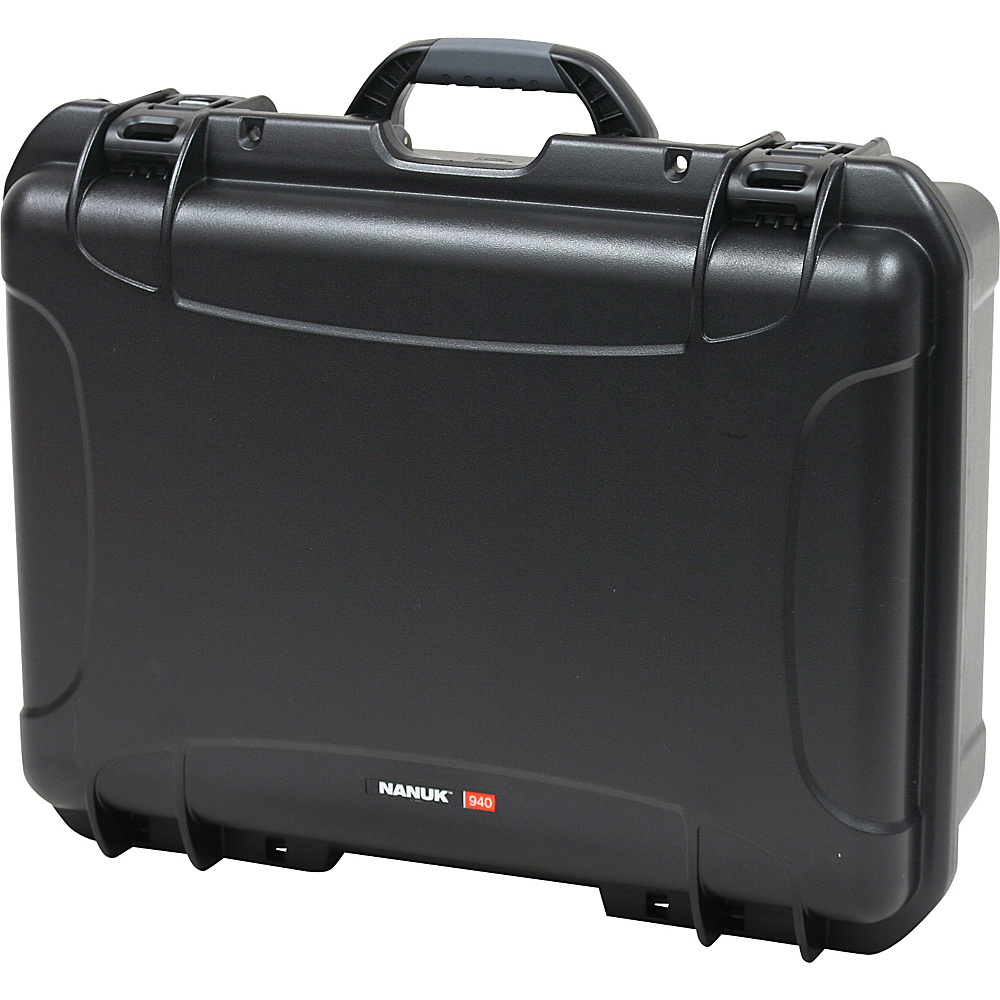 NANUK 940 Case - Black - Outdoor, Tactical
