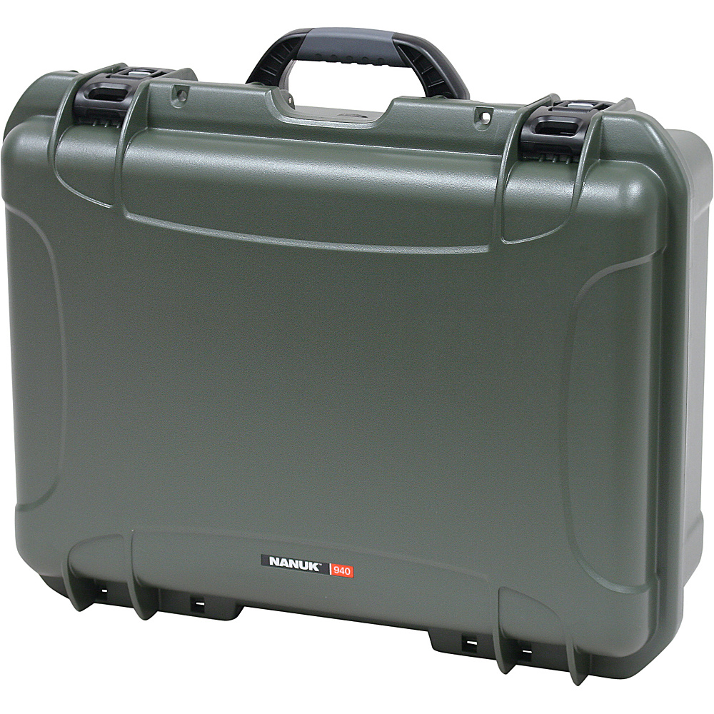 NANUK 940 Case - Olive - Outdoor, Tactical