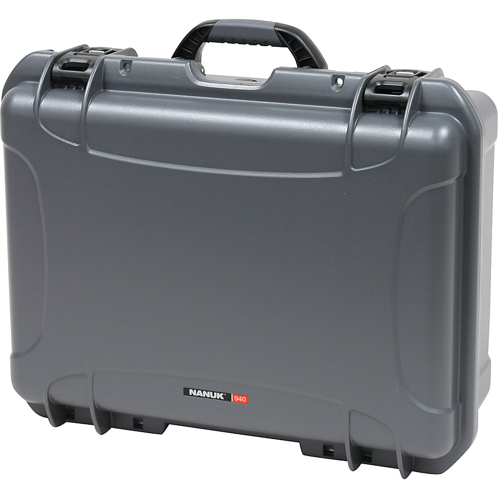 NANUK 940 Case - Graphite - Outdoor, Tactical