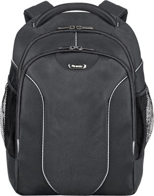 SOLO Sentinel Collection Laptop Backpack - Black