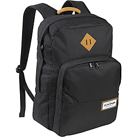 Capitol Pack- Laptop Pack Black