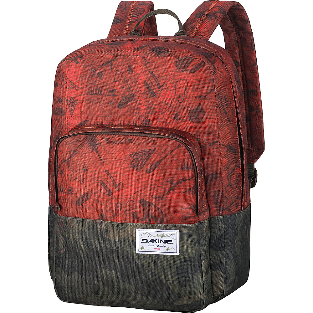 DAKINE Capitol Pack Laptop Pack Northwoods DAKINE Business Laptop Backpacks
