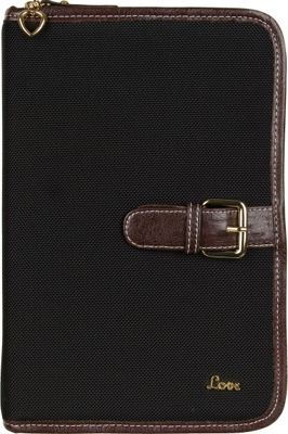 Protec  inchLove inch Small/Thinline Book/Bible Cover - Black
