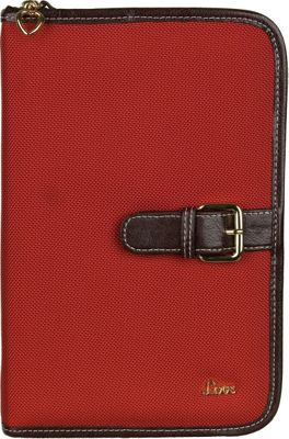 Protec  inchLove inch Small/Thinline Book/Bible Cover - Red