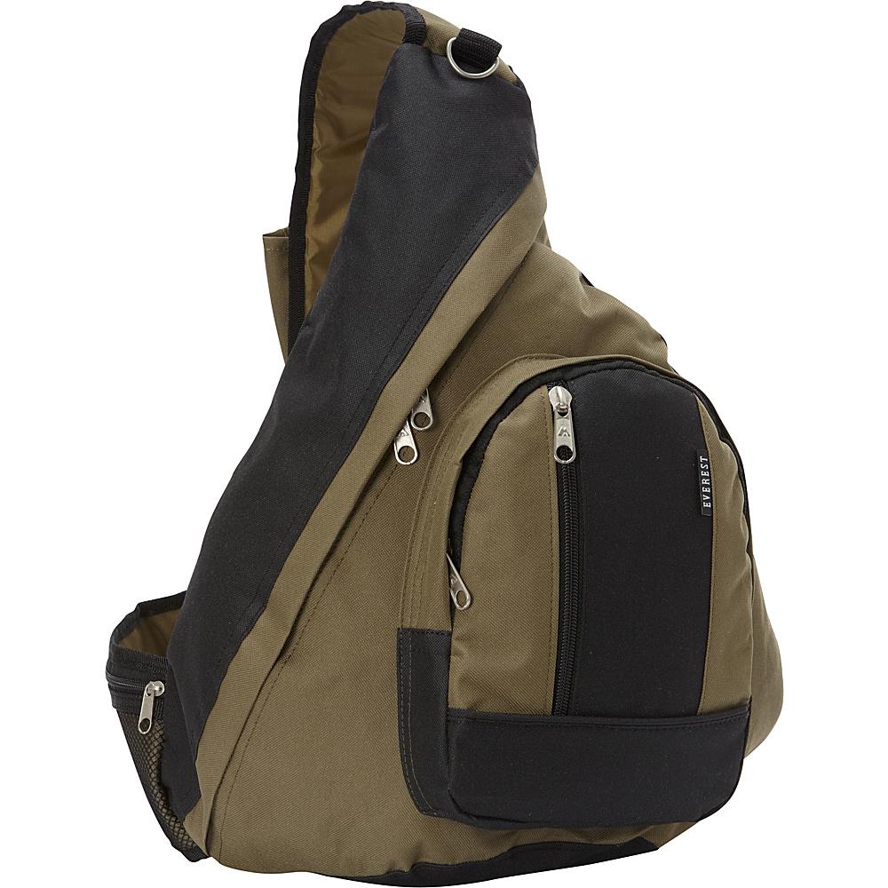 Everest Sling Backpack Olive/Black - Everest Slings - Backpacks, Slings
