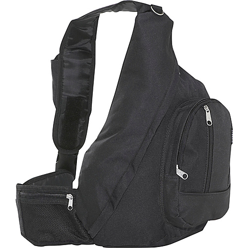 Everest Sling Backpack Black - Slings