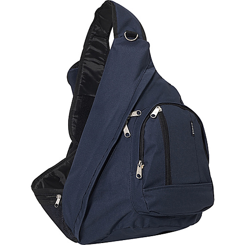 Everest Sling Backpack - Navy