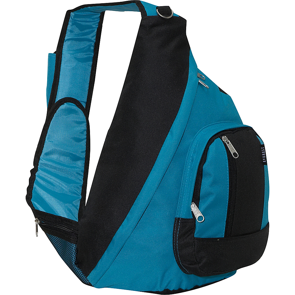 Everest Sling Backpack - Turquoise - Backpacks, Slings