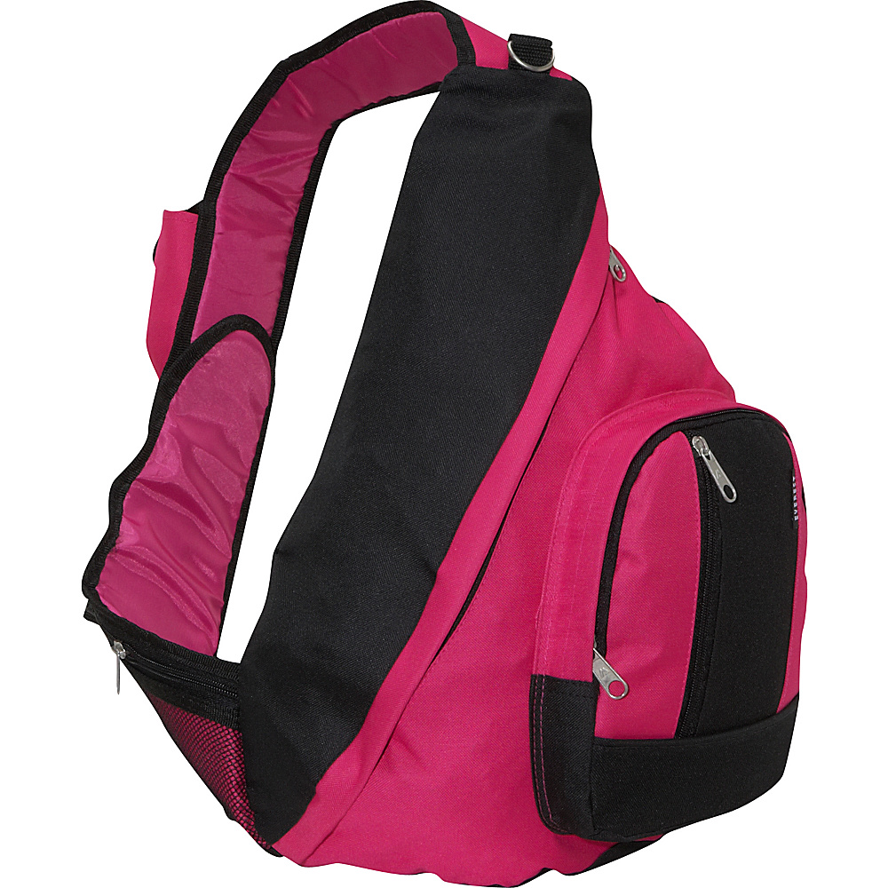Everest Sling Backpack - Hot Pink - Backpacks, Slings