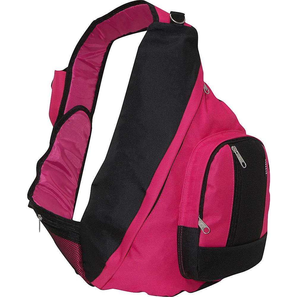 Everest Sling Backpack - Hot Pink - Backpacks, Slings
