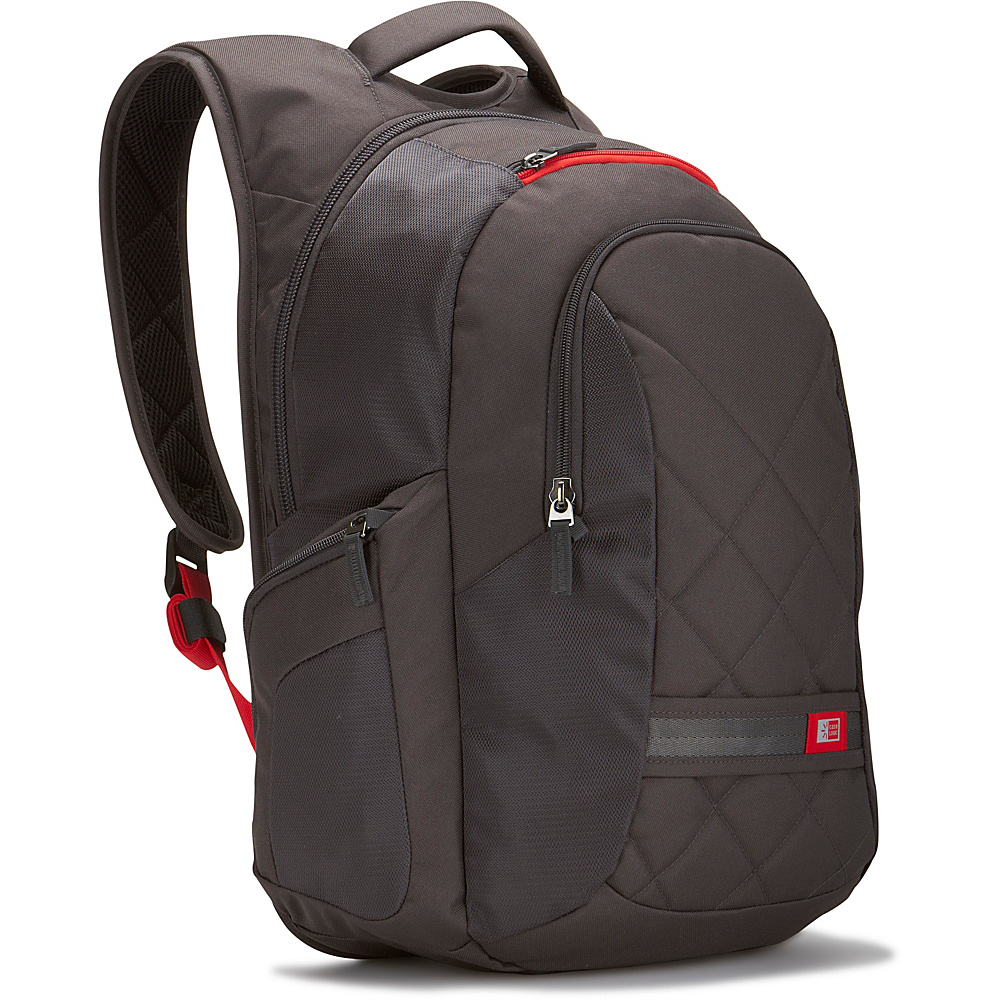 Case Logic 16 Laptop Backpack - Dark Gray - Backpacks, Business & Laptop Backpacks