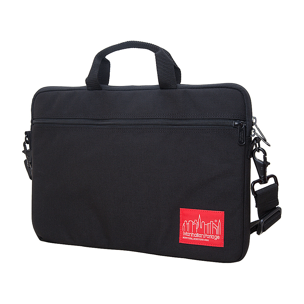 Manhattan Portage Convertible Laptop Bag (SM) - Black - Technology, Electronic Cases