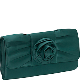 Large Flower Clutch Hunter