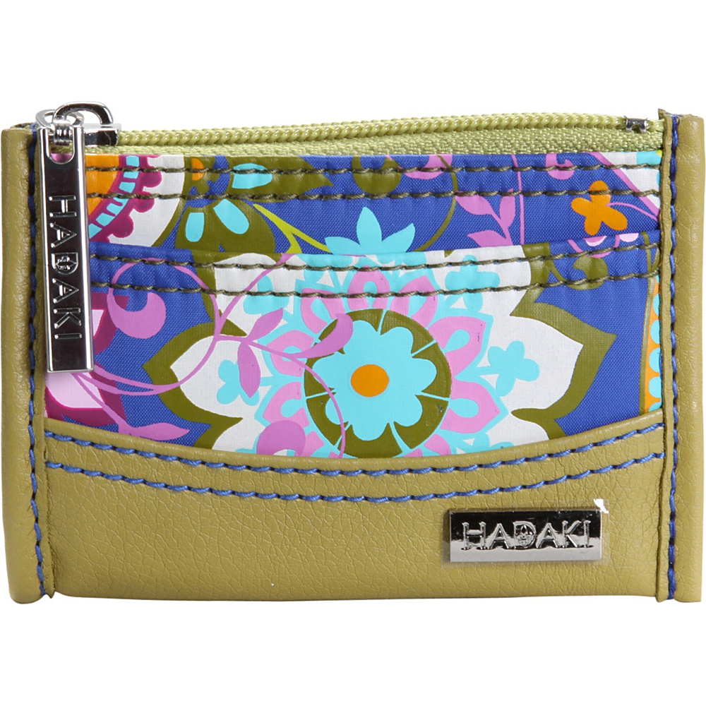 Hadaki Key Purse - Cobalt Paisley - Women's SLG, Women's Wallets