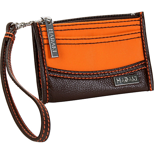 Hadaki Key Purse - Orange
