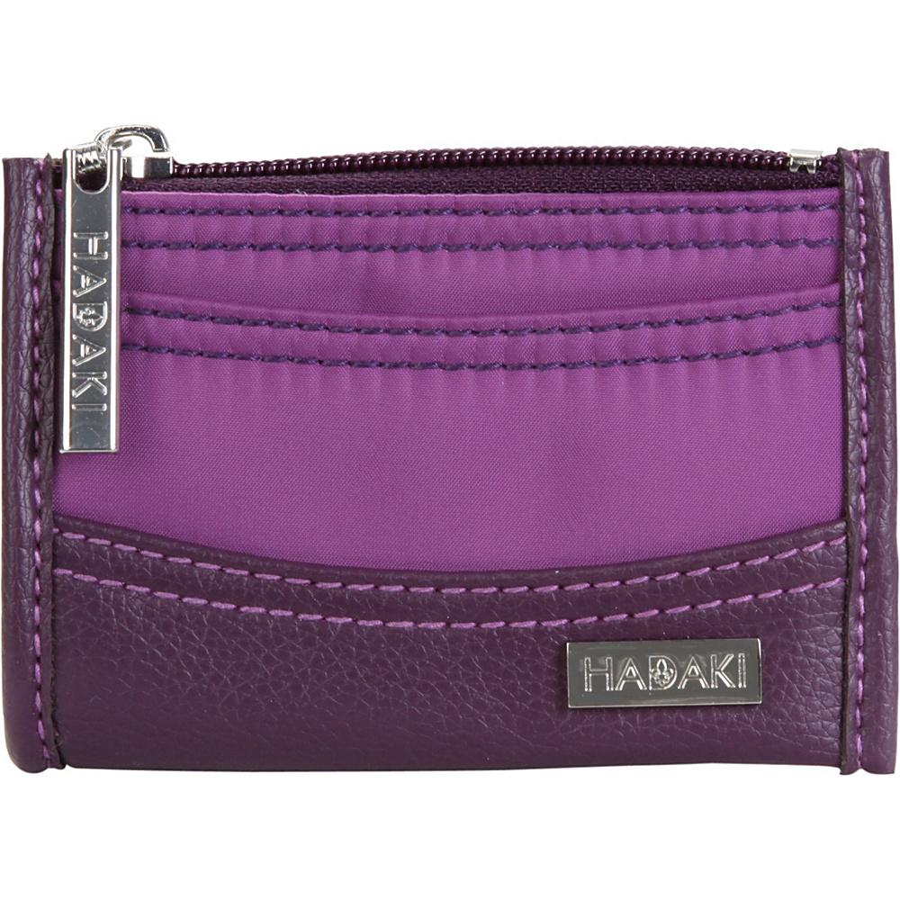 Hadaki Key Purse - Orchid
