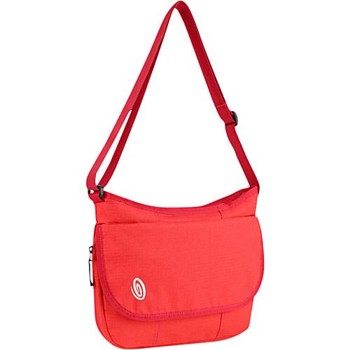 Timbuk2 Harriet Women's Shoulder Bag Bixi FC/Rev Red - Timbuk2 Women's Messenger Bags