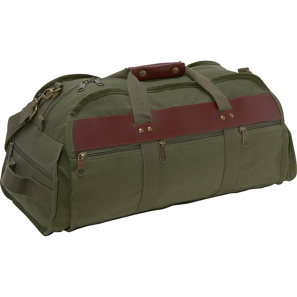 Boyt Harness 21 Ultimate Sportsman s Duffel OD GREEN