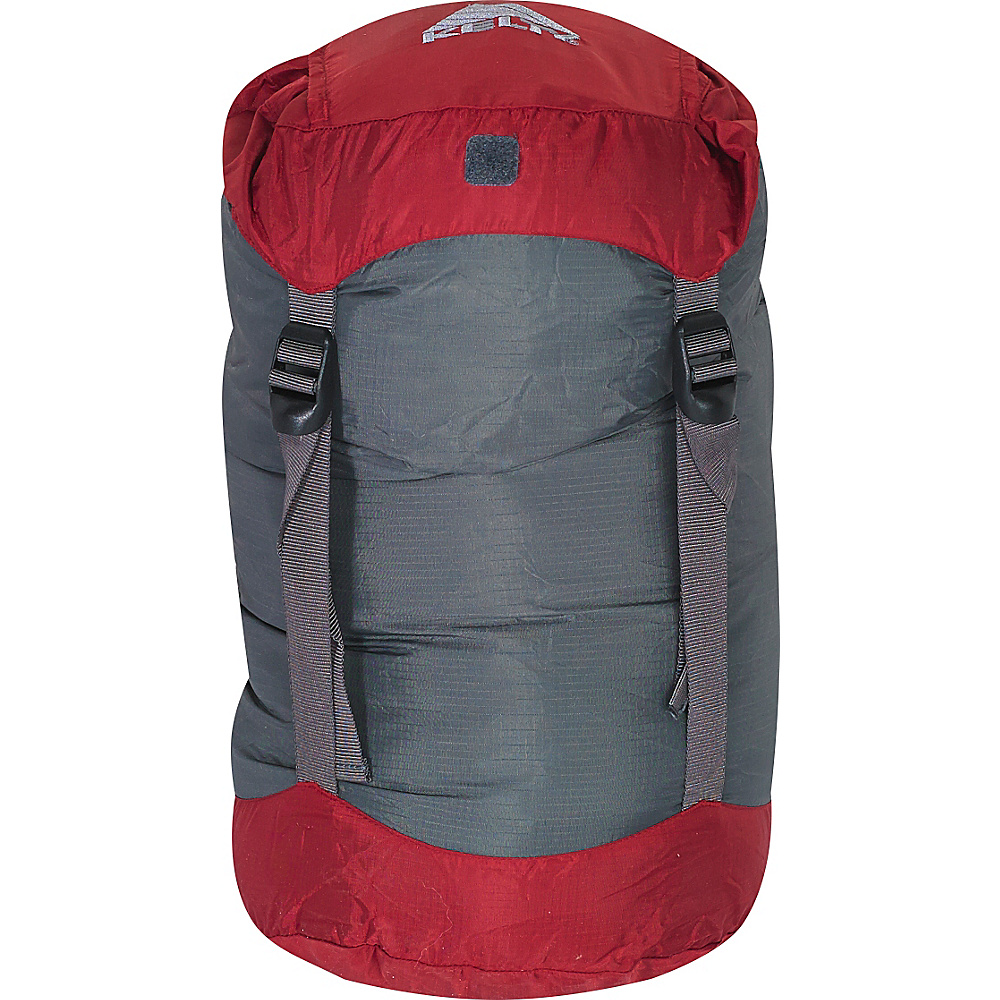 Kelty Compression Stuff Sack Medium 8x15 Rhubarb Kelty Outdoor Accessories