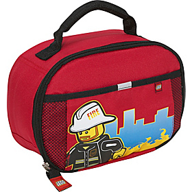 Insulated Lunch Bag - Fire RED