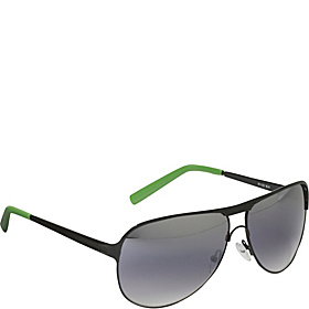 Modified Aviator Sunglasses Black