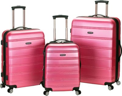 Pink Luggage