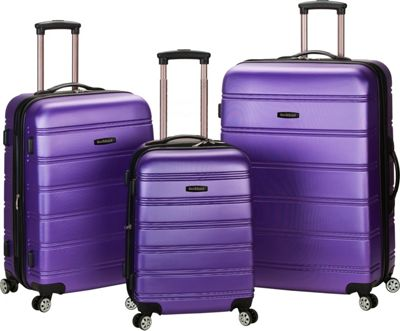 Purple Luggage and Suitcases - eBags.com